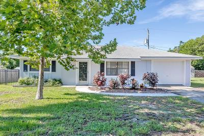 Port Orange FL Single Family Home For Sale: $167,850