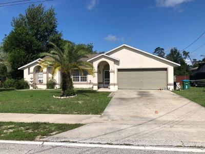 Deltona Single Family Home For Sale: 1098 W Seagate Drive