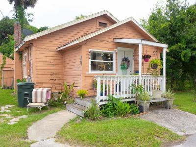 Daytona Beach Single Family Home For Sale: 135 Taylor Avenue