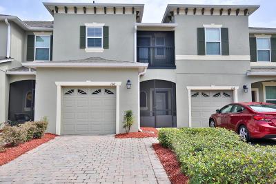 Daytona Beach Attached For Sale: 106 Misty Glen Lane