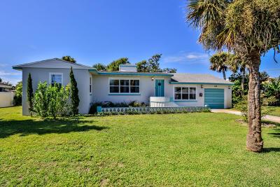 Daytona Beach Single Family Home For Sale: 318 Brookline Avenue