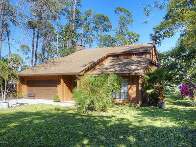 New Smyrna Beach Single Family Home For Sale: 1865 Bayview Drive