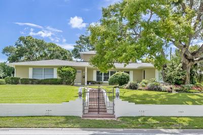 Ormond Beach Single Family Home For Sale: 331 N Halifax Drive