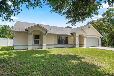 Deltona Single Family Home For Sale: 3590 Apple Orchard Drive