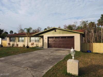 Ormond Beach Single Family Home For Sale: 74 Magnolia Avenue