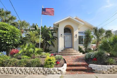 Daytona Beach Single Family Home For Sale: 258 Seaview Avenue
