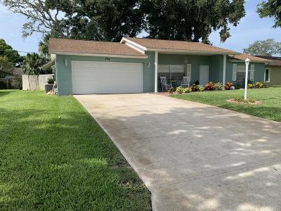 Ormond Beach Single Family Home For Sale: 104 Colina Place