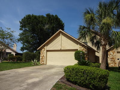 Volusia County Attached For Sale: 109 Surfbird Court