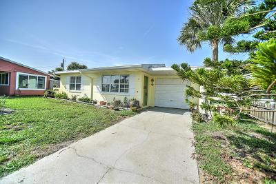 Ormond Beach Single Family Home For Sale: 39 Tropical Drive