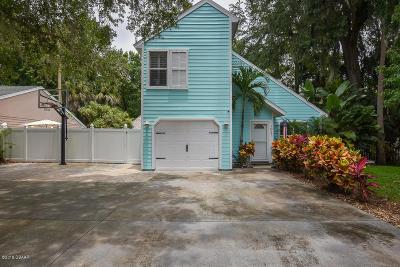 Port Orange Single Family Home For Sale: 1031 W Samms Avenue