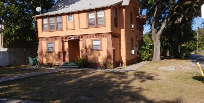 Volusia County Rental For Rent: 549 Mulberry Street #1