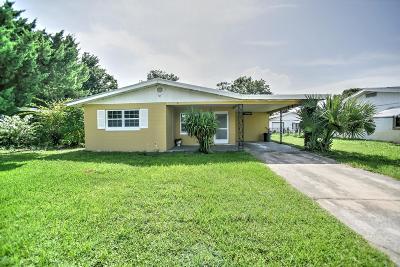 Daytona Beach Single Family Home For Sale: 1440 Primrose Lane