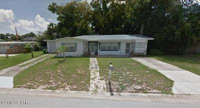 Ormond Beach Single Family Home For Sale: 108 McAlister Drive