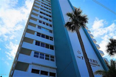 Daytona Beach Condo/Townhouse For Sale: 2800 N Atlantic Avenue #516