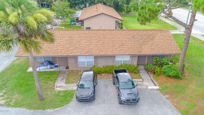 Port Orange Multi Family Home For Sale: 546 Taylor Road
