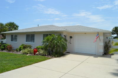 Daytona Beach Single Family Home For Sale: 134 Cheshire Road