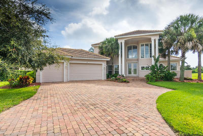 Palm Coast FL Single Family Home For Sale: $595,000