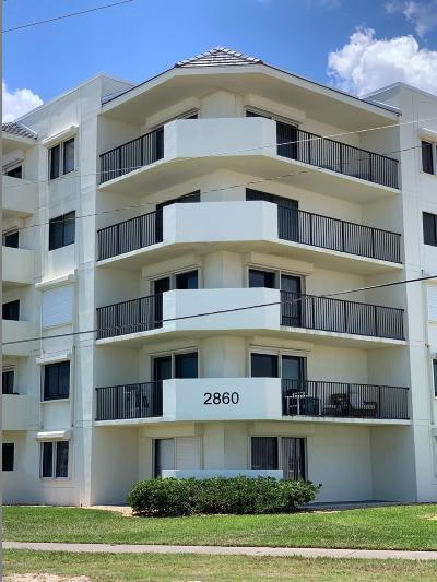 Ormond Beach Condo/Townhouse For Sale: 2860 Ocean Shore Boulevard #306