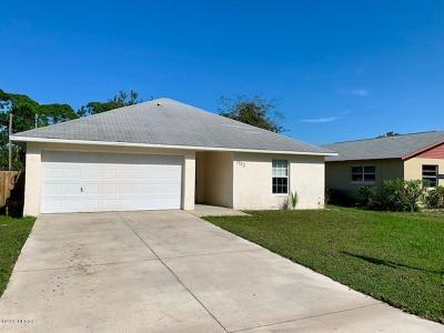 Edgewater Single Family Home For Sale: 1023 Ruth Drive
