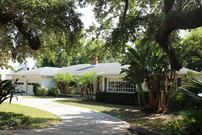 Ormond Beach Single Family Home For Sale: 192 Riverside Drive