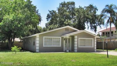 Port Orange Single Family Home For Sale: 904 5th Street