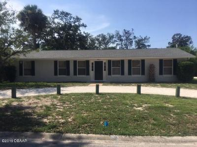 Ormond Beach Single Family Home For Sale: 9 Tiffany Circle