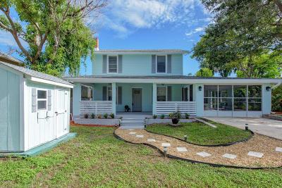 Daytona Beach Single Family Home For Sale: 123 Minerva Road