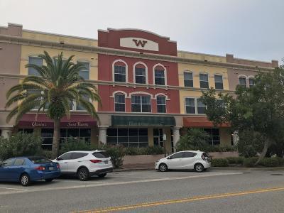 Daytona Beach Condo/Townhouse For Sale: 208 Wall Street #208