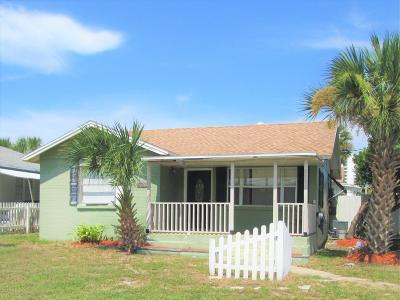 Daytona Beach Single Family Home For Sale: 2421 S Peninsula Drive