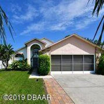 Port Orange Single Family Home For Sale: 3808 Cherry Grove Court