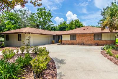 Volusia County Single Family Home For Sale: 56 Live Oak Lane