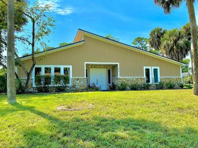 Daytona Beach Single Family Home For Sale: 448 Pelican Bay Drive