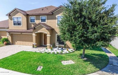 Daytona Beach Single Family Home For Sale: 100 Campanello Court