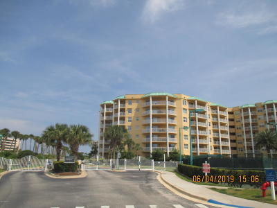 Ponce Inlet Condo/Townhouse For Sale: 4650 Links Village Drive #A703