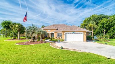 Palm Coast Single Family Home For Sale: 2 Criston Court