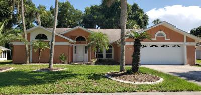 Port Orange Single Family Home For Sale: 478 Oakland Park Boulevard