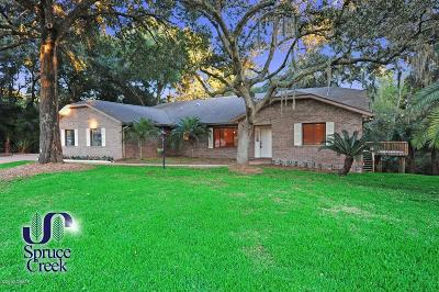 Spruce Creek Fly In Single Family Home For Sale: 2630 Spruce Creek Boulevard
