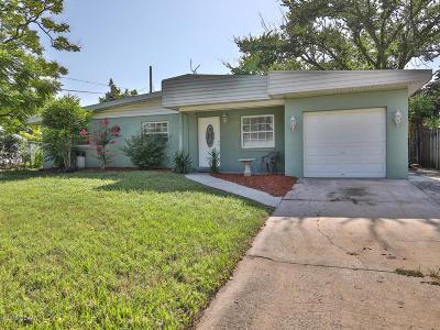 Daytona Beach Single Family Home For Sale: 1471 Primrose Lane