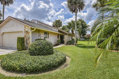 Daytona Beach Single Family Home For Sale: 109 Shearwater Way