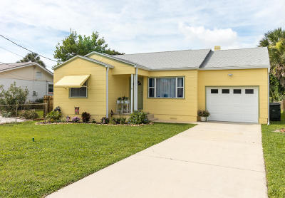 Volusia County Single Family Home For Sale: 116 Cheshire Road