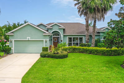 Volusia County Single Family Home For Sale: 1219 Hampstead Lane
