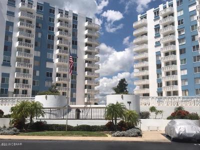 Daytona Beach Rental For Rent: 935 N Halifax Avenue #1107