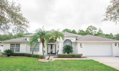 Volusia County Single Family Home For Sale: 68 Spring Meadows Drive