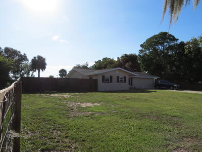 Volusia County Single Family Home For Sale: 5756 Dogwood Road