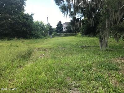 Volusia County Residential Lots & Land For Sale: Rose Avenue