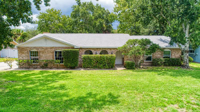 Volusia County Single Family Home For Sale: 3 Riverdale Avenue