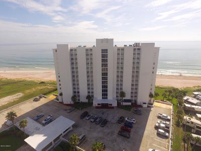 Volusia County Condo/Townhouse For Sale: 1051 Ocean Shore Boulevard #1202
