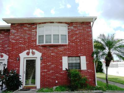 South Daytona Condo/Townhouse For Sale: 2250 S Palmetto Avenue #50
