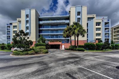 New Smyrna Beach Condo/Townhouse For Sale: 5300 S Atlantic Avenue #5504