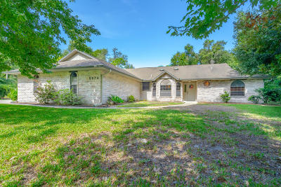 Port Orange Single Family Home For Sale: 5974 Broken Bow Lane